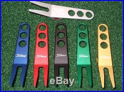 10 Titleist Scotty Cameron Divot Repair Pivot Tool GOLF pIcK YoUr CoLOrs