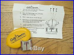 2008 Scotty Cameron Titleist Red Circle T Ball Marker USGA Legal Tool PGA
