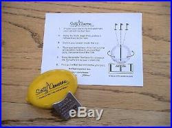 2008 Scotty Cameron Titleist Red Circle T Ball Marker USGA Legal Tool Rare PGA