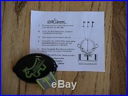2010 Scotty Cameron Titleist Lime Green Scotty Dog Ball Marker Tool new PGA