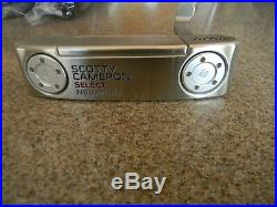 2018 SCOTTY CAMERON select Newport RH 36'' putter 2-5 gram + 2-10 gram-tool