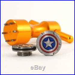 2x 30g Tour Weights +Tool for Scotty Cameron Fastback Squareback Captain America