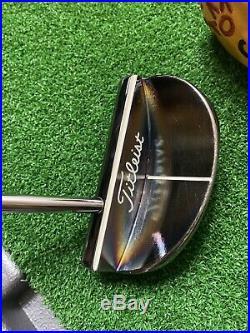 Beautiful Titleist Scotty Cameron No. 5 Studio Design Golf Putter Cover Tool