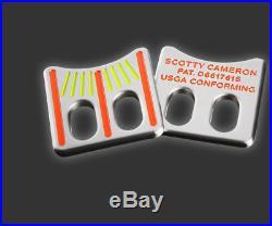 Brand New 2015 Scotty Cameron Ball Alignment Tool Orange/Green