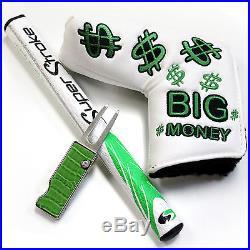 CUSTOM Scotty Cameron Putter NEWPORT2 33 Big Money Cash Divot tool Edition