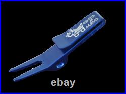 Cameron 2009 Bandito Bulldog Clip Pivot Tool Fast Blue Golf Rare
