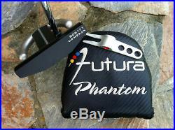 MINTY! SCOTTY CAMERON FUTURA PHANTOM RH PUTTER 34 With FUTURA HDCVR / DIVOT TOOL