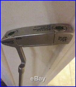 Mint 35Custom Titleist Scotty Cameron Select Newport 2 Joker Golf PutterWithTool