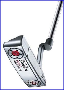 NEW 2016 Scotty Cameron Select Newport 2-35,15g & 20g Weights, Headcover, Tool