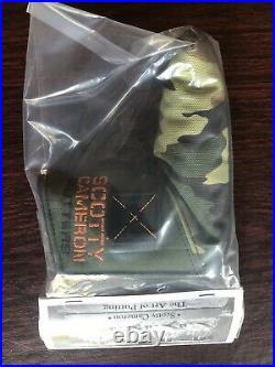NEW 2017 Scotty Cameron CLUB KIT Duffle Bag, Headcover, Leash, Tool, Pin, Tees