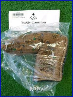 NEW Scotty Cameron Rare 2004 Flying Duck Putter Headcover & Tool with FREE SHIP