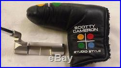 NEW Titleist Scotty Cameron Studio Style Newport 2 35 withHC & tool