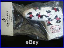 NIB TITLEIST SCOTTY CAMERON 2002 WHITE SCOTTY DOGS PUTTER HC withPIVOT TOOL