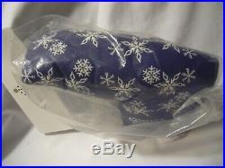 NIB TITLEIST SCOTTY CAMERON 2005 BLUE SNOWFLAKES PUTTER HC withPivot Tool