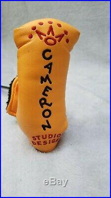NICE Scotty Cameron Studio Design No 5 MB PUTTER 31 Headcover And Tool