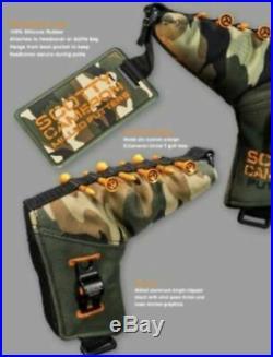 New Scotty Cameron Camo Putter Cover Holder Pivot Tool Tea Smj2662