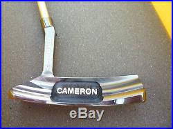 New Scotty Cameron Circa 62 #3 GIP Titleist putter newport with HC and tool 35