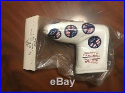 New Scotty Cameron Rare Peace USA With Tool In Bag