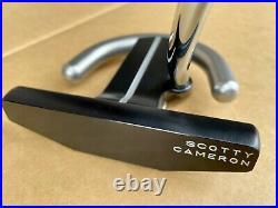 RARE NEW NEVER USED 2004 Scotty Cameron Futura Phantom Putter withHeadcover & Tool
