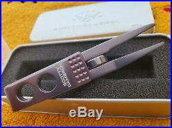 Rare 2011 Scotty Cameron Roller Clip Pivot/Divot Tool Titanium Gray NEW