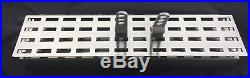 Rare SCOTTY CAMERON CREATIONS Stainless Steel Pivot Tool Display Divot rack