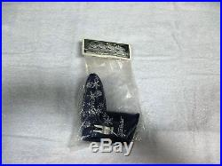 Rare Scotty Cameron 2005 Snowflake Head Cover Divot Tool Putter New In Bag