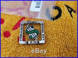 Rare Scotty Cameron Cash Is King Alignment Tool Ball Marker NIB