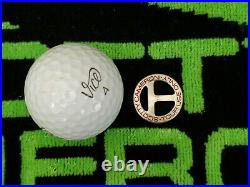 Rare Scotty Cameron Circle T Tour Use Only Putter Golf Ball Marker/Tool