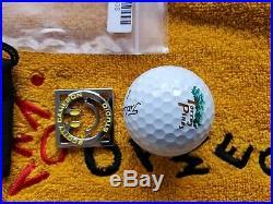 Rare Scotty Cameron Smiley Face Ball Marker/Tool/Alignment Billet NIB