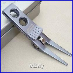 SCOTTY CAMERON High Roller Divot Tool For Tour Use Only, Misted Bright Dip Gray
