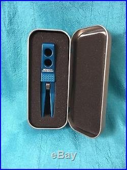 SCOTTY CAMERON PIVOT TOOL HIGH ROLLER CLIP ELECTRIC BLUE With TIN BOX