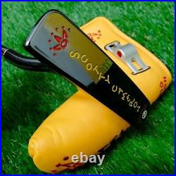SCOTTY CAMERON STUDIO DESIGN 1.5 Putter 35in RH With Head Cover Divot Tool F/S