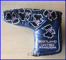 Scotty Cameron 2004 British Open Headcover with Pivot Tool Rare Brand New