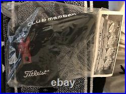 Scotty Cameron 2004 Club Cameron Headcover & Divot Tool Brand New