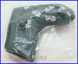 Scotty Cameron 2004 Green Masters Road to Augusta Putter Headcover/Tool NIB
