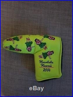 Scotty Cameron 2004 Hula Girl NEW with tool