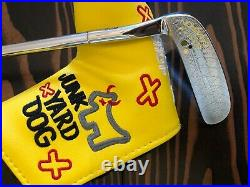 Scotty Cameron 2009 NAPA California Putter with Authentic Headcover and Tool
