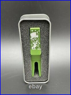 Scotty Cameron 2010 Top Hat Johnny St Patricks Day Pivot Tool New in Tin Limited