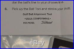 Scotty Cameron 2014 Ball Marker Align Tool Robin's Egg Encinitas Gallery NIB