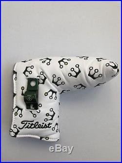 Scotty Cameron 2014 Masters Mini Crowns Putter Cover With Pivot Tool