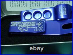 Scotty Cameron 2019 MampampampG Clip Pivot Tool Wrangler Purple S De