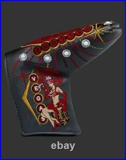 Scotty Cameron 2020 Las Vegas Release Bundle Bag, Tool, Towel, 2 Covers, Shirts