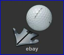 Scotty Cameron 2021 Club Cameron TCC Aero Alignment Tool Bright Dip Gray
