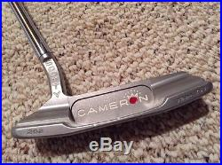 Scotty Cameron 35in Newport 2.5 with Cover and Divot Tool Great Condition