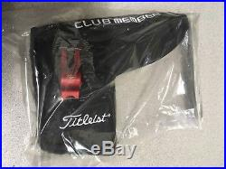 Scotty Cameron 4 red dot Putter Cover with Red Divot Tool
