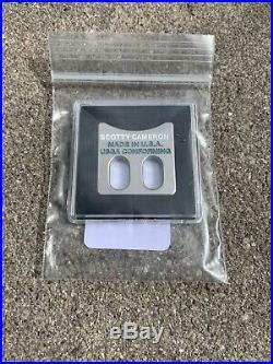 Scotty Cameron Alignment Golf Ball Marker Tool 2020 Tiffany Blue