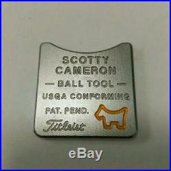 Scotty Cameron Ball Marker Alignment Tool Super Rare