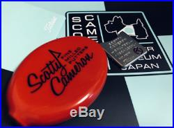 Scotty Cameron Ball Marker Circle-T BALL ALIGNMENT TOOL TRANSLUCENT RED