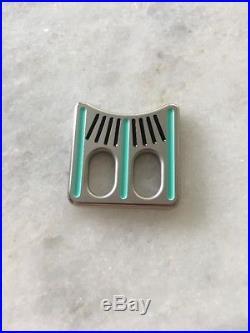 Scotty Cameron Ball Marker Tool W Windows Coin USGA Conforming SC Blue