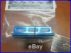 Scotty Cameron Blue Circle T putter path training tool New in pack Free Ship